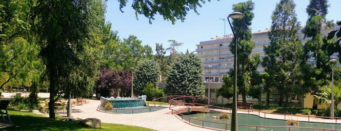 Parc Sant Jordi is one of Sergi 님이 좋아한 장소.