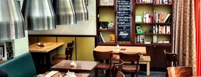 Café Leonar is one of Hamburg 2014.