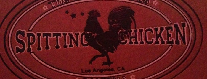 Spitting Chicken Cantina is one of Bars, bars, bars, bars.