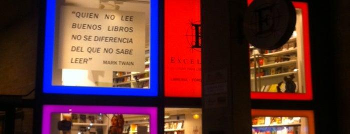 Libreria Excellence is one of Librerías & Geek shops.
