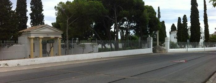 Cementiri Municipal de Vilanova i la Geltrú is one of Carlos : понравившиеся места.