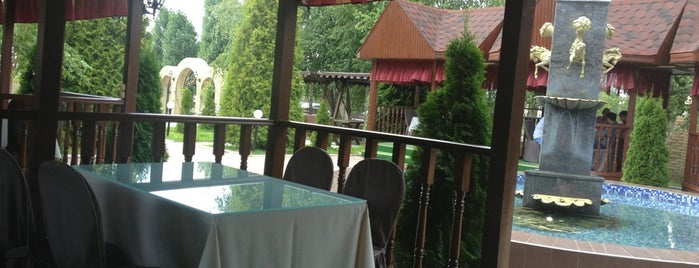 Agdam is one of Tempat yang Disimpan Jul.