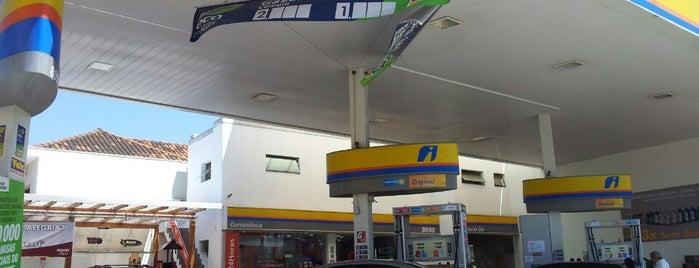 Auto Posto Petrosul (Ipiranga) is one of jean : понравившиеся места.
