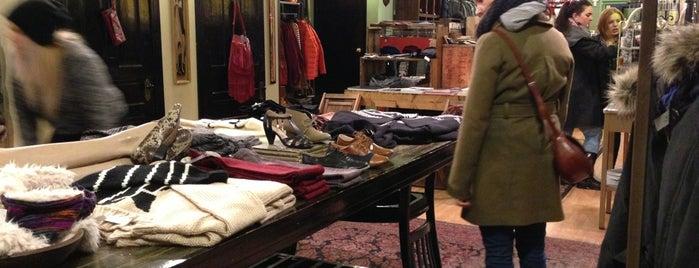 Una Mae's Freak Boutique is one of บันทึกเดินทาง Chicago, IL (#259).