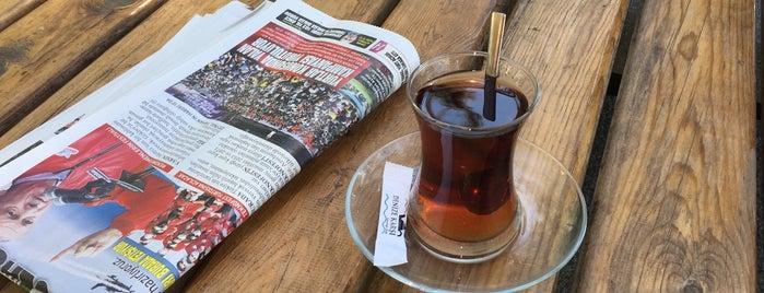 Denize Karşı Cafe is one of Locais curtidos por 🔱Neşe Arash Öz🔱.