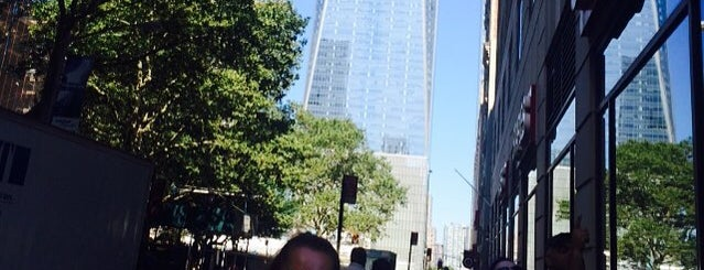One World Trade Center is one of Lieux qui ont plu à Paco.