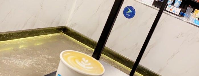 BROS Sweet & Coffee is one of สถานที่ที่บันทึกไว้ของ Queen.
