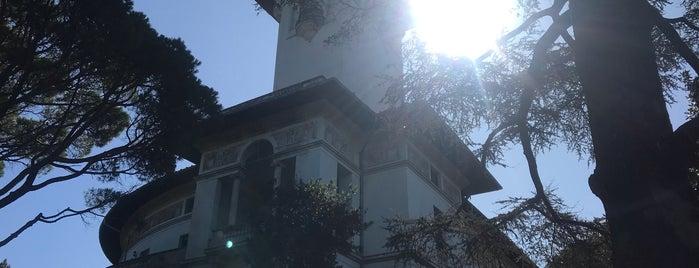 Hidiv Kasrı Mermer Salon is one of Lugares favoritos de Eda.