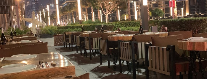 Berkan Steakhouse is one of Gulf countries..