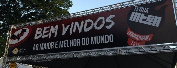 Inter Araraquara 2015 is one of Lugares favoritos de Marina.
