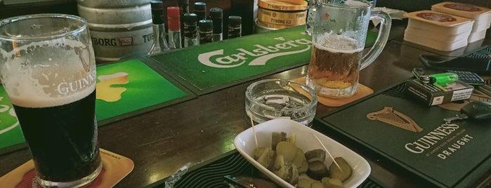Newport Irish Pub is one of สถานที่ที่ Caner ถูกใจ.