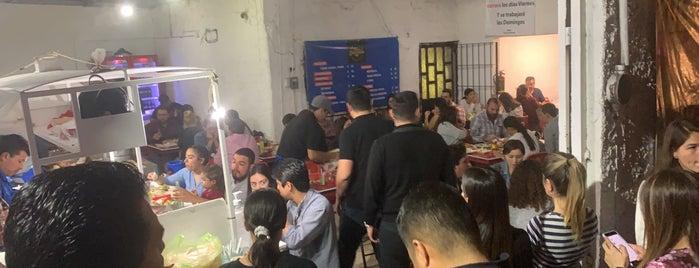 """Tacos """"El Güero"""" Mazatlán is one of Sabores Gdl."""