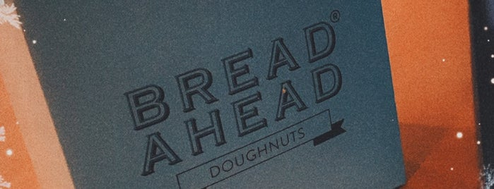 Bread Ahead is one of My London.