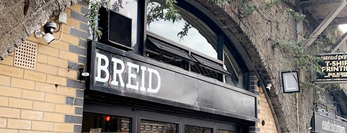 Breid is one of Sweets - LDN.