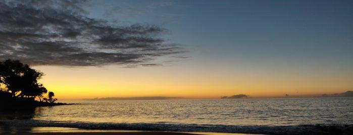 Mau'u Mae Beach is one of Big Island with JetSetCD.