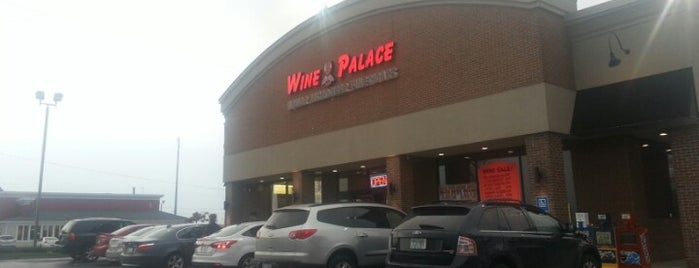 Wine Palace is one of Good Spirit Spots.