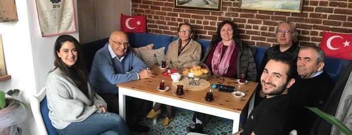 Mavi Kapı Kafe is one of Gizem 님이 좋아한 장소.