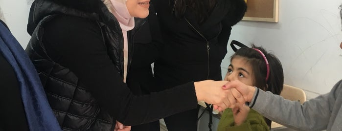 Pınarbaşı İlköğretim Okulu is one of Lugares favoritos de Emin.