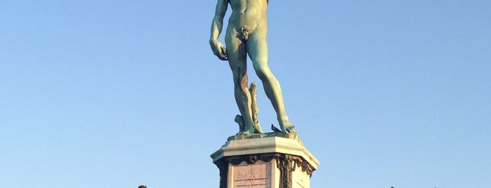 Piazzale Michelangelo is one of Florence - Firenze - Peter's Fav's.