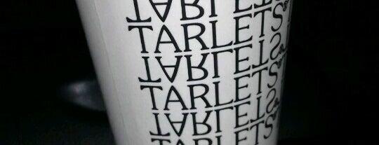Tarlets Coffee is one of สถานที่ที่ Gabriela ถูกใจ.