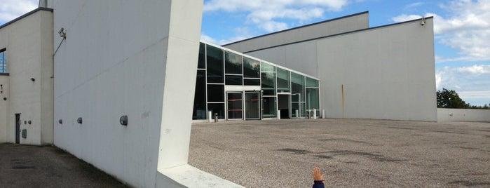 Arken Museum of Modern Art is one of Copenhagen.