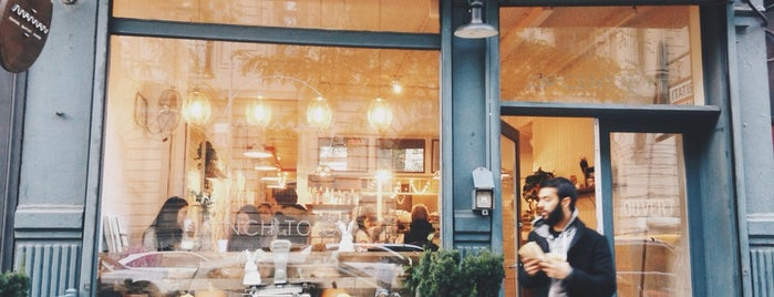 Maman is one of New York's Best Coffee Shops - Manhattan.