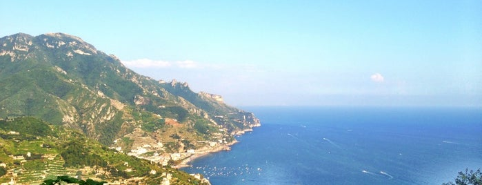 Ravello is one of Costa Amalfitana.
