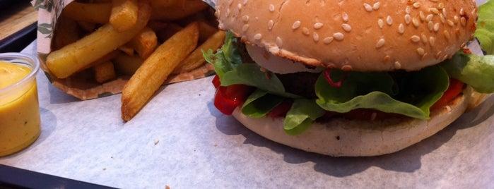 Hank Burger is one of EMEA.