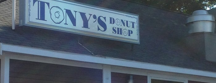 Tony's Donuts is one of Portland.