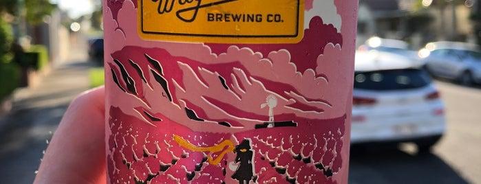 Wayward Brewing Co. is one of Sydney.