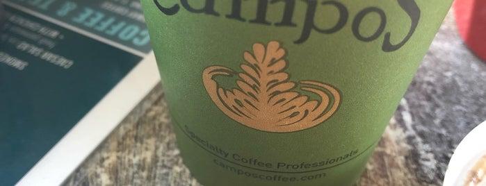 Leichhardt Espresso is one of Brunch & Caw-fee.