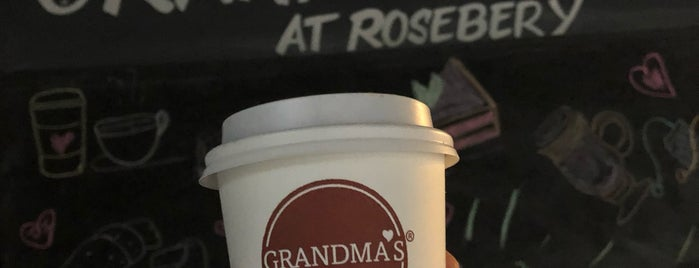 Grandma's at Rosebery is one of Michael 님이 좋아한 장소.