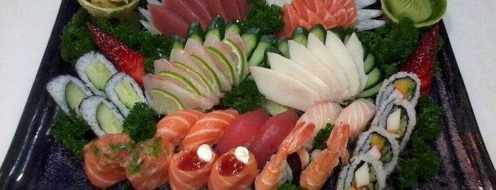 Kaishi Sushi is one of Alto Tiete.