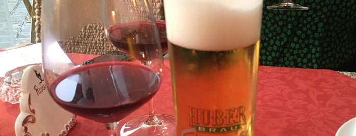 Huberbräu-Stüberl is one of Kitzbühel.