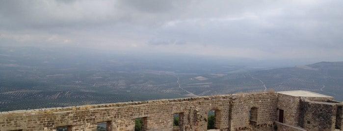 Castillo De Sabiote is one of Lugares Míticos de Jaén.