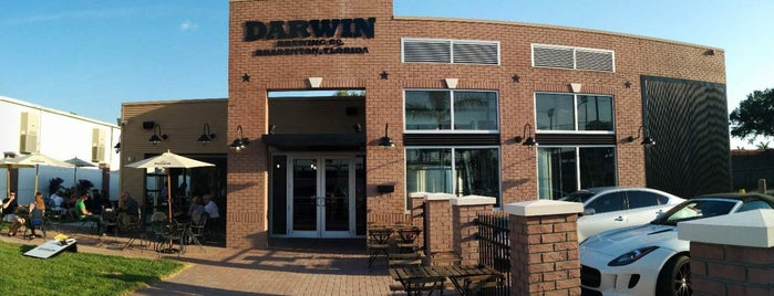 Darwin Brewing Co. is one of Breweries or Bust 2.