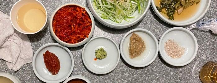몽탄 is one of Seoul 2020.