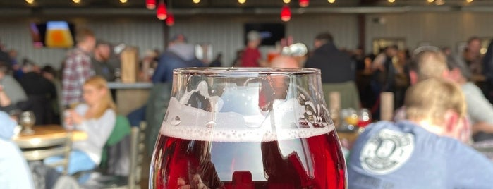 Toppling Goliath Brewing Co. is one of Beer / Ratebeer's Top 100 Brewers [2019].