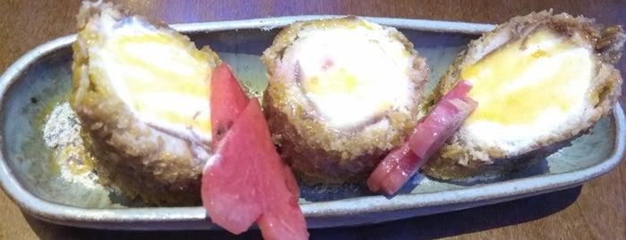 Yosugiru Sushi is one of Orte, die Ery gefallen.