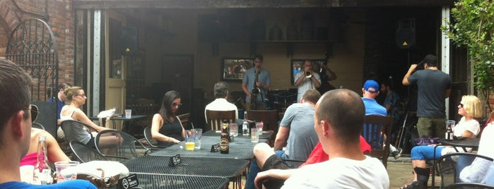 LIC Bar is one of The Best Places to Drink Outdoors in New York.