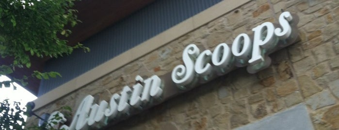 Austin Scoops is one of To Try.