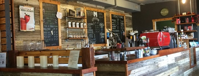 Mazama Coffee Co is one of DS Breakfast.