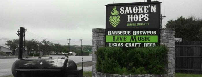 Smoke 'N Hops is one of Austin beer guide.