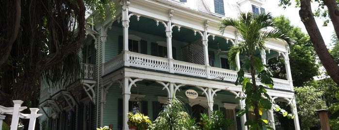 The Porch is one of Key West - To Do.