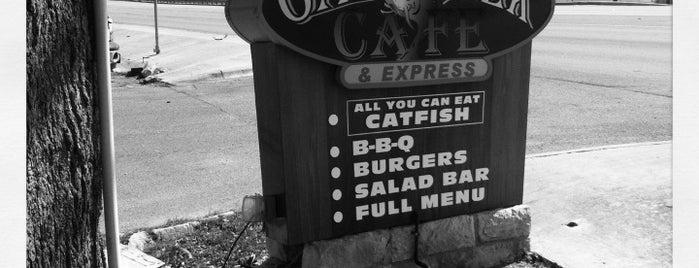 Oak Creek Cafe is one of DS Breakfast.