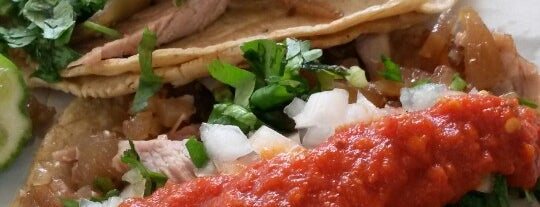 "Taquería ""El Granito de Oro"" desde 1979 is one of Jorgeさんのお気に入りスポット."