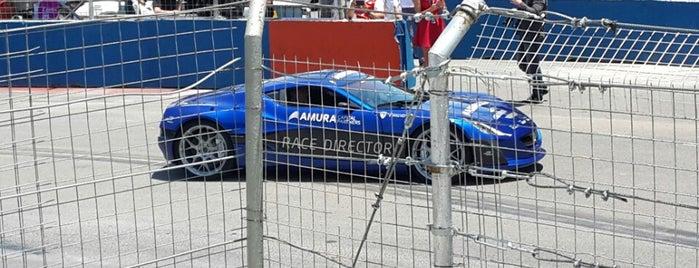 Formula E Circuit is one of Tempat yang Disukai Alejandro.