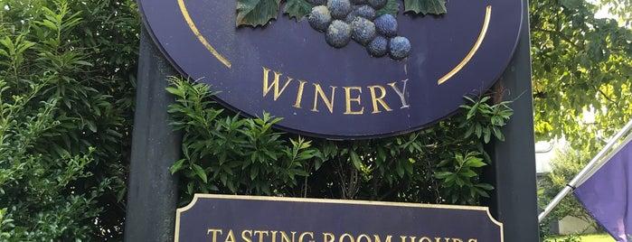 Manatawny Creek Winery is one of Pennsylvania.