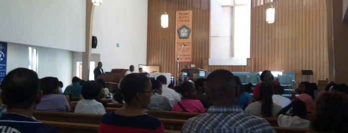 Pilgrim Baptist Church is one of Guide to San Mateo's best spots.