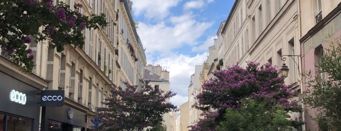 Les Rosiers is one of Paris.